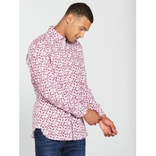 Men Ted Baker Endurance Floral L/s Shirt Using high-quality fabrics beautiful design MTHM4 CVPPFJF